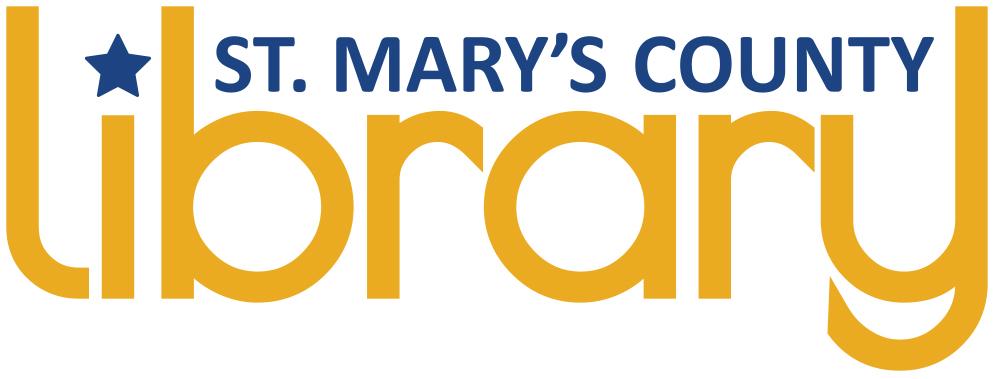 St. Mary's County Library logo